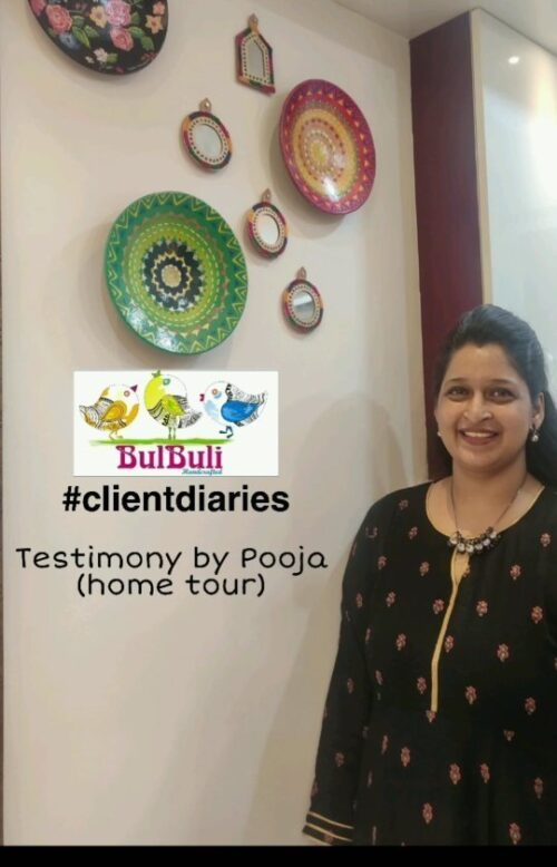 Testimony from our dear client Pooja! It is so sweet of her to take us through h...